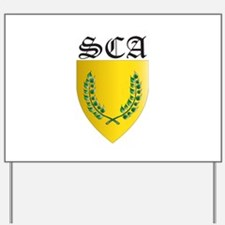 SCA Office Badges MOY Yard Sign