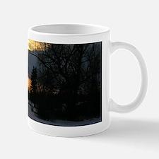 Winter Sunset 0023 Mug
