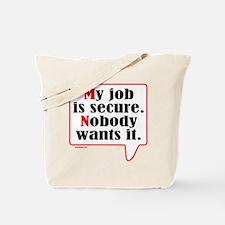 MY JOB Tote Bag