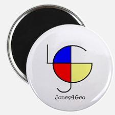 Jones4Geo Magnet
