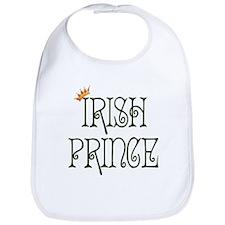 Irish Prince w/Crown Bib