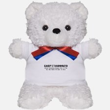 GBPITAWMWW2D Teddy Bear