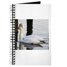 Swans Love Spirit Journal