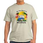 Road To Shambala Light T-Shirt