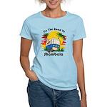 Road To Shambala Women's Light T-Shirt