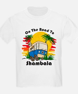 Road To Shambala T-Shirt