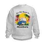 Road To Shambala Kids Sweatshirt