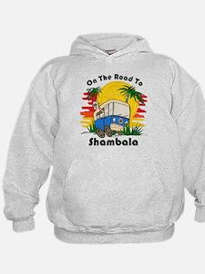 Road To Shambala Hoodie