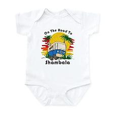 Road To Shambala Infant Bodysuit