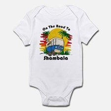 Road To Shambala Infant Bodysuit