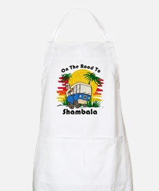 Road To Shambala Apron