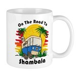 Road To Shambala Mug
