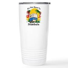 Road To Shambala Travel Mug