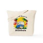 Road To Shambala Tote Bag