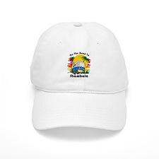 Road To Shambala Baseball Cap