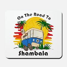 Road To Shambala Mousepad