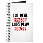 Real reason play hockey Journal