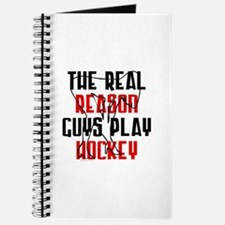 Real reason play hockey Journal