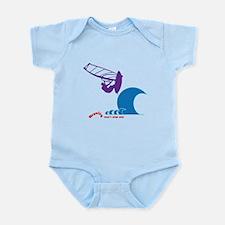 Gravity Wear - Windsurfing Infant Bodysuit