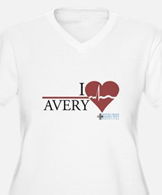 I Heart Avery - Grey's Anatomy T-Shirt