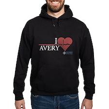 I Heart Avery - Grey's Anatomy Hoodie
