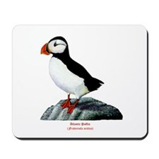 Atlantic Puffin Mousepad