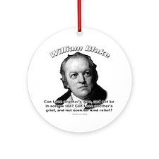 William Blake 01 Ornament (Round)