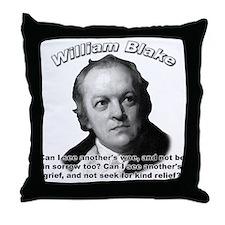 William Blake 01 Throw Pillow