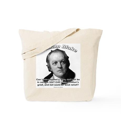 William Blake 01 Tote Bag