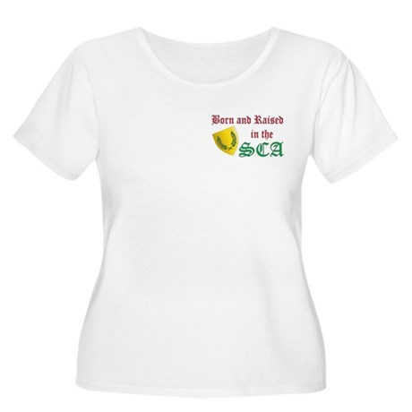 Born and Raised in the SCA Women's Plus Size Scoop