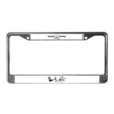 Boot Scootin' Boogie License Plate Frame