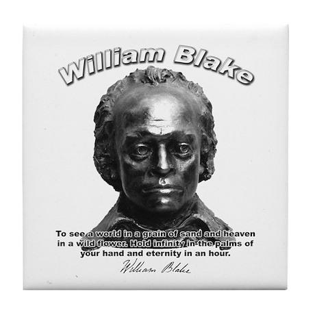 William Blake 02 Tile Coaster
