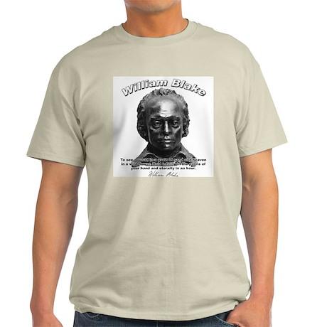 William Blake 02 Ash Grey T-Shirt