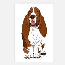 Classic Bassett Postcards (Package of 8)