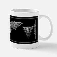 Bat Black Mug