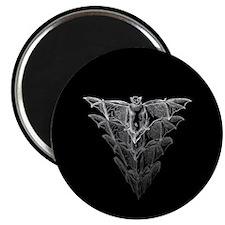 Bat Black Magnet