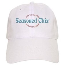 Seasoned Chix Logo Baseball Cap
