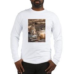 Caracal Lynx Long Sleeve T-Shirt