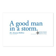 Good Man - Grey's Anatomy Postcards (Package of 8)