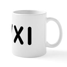 IX/XI Mug