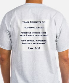 Front-Team Free Will T-Shirt