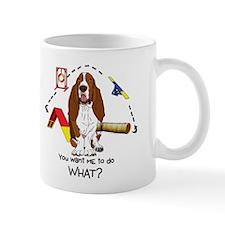 Bassett Agility Mug