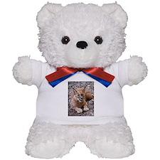 Caracal Lynx Teddy Bear