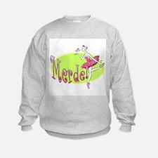Merde v.2 Sweatshirt