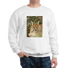 Caracal Lynx Sweatshirt