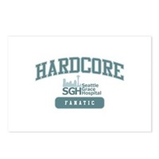Hardcore Fanatic - Grey's Anatomy Postcards (Packa