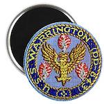 USS WARRINGTON Magnet