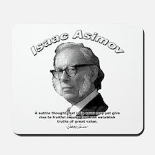 Isaac Asimov 01 Mousepad