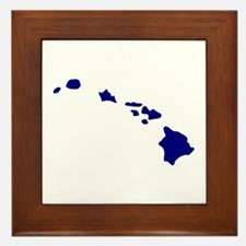 Hawaii Framed Tile