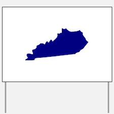 Kentucky Yard Sign